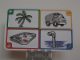 Gear No: create71  Name: Creationary Game Card 71 Palm Tree