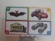 Gear No: create83  Name: Creationary Game Card 83 Bat