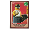 Gear No: ctw006FR  Name: Create the World Trading Card #006 Le Rappeur (French)