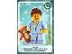Gear No: ctw008  Name: Create the World Trading Card #008 Sleepyhead