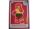 Gear No: ctw011  Name: Create the World Trading Card #011 Boxer