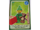 Gear No: ctw016  Name: Create the World Trading Card #016 Holiday Elf