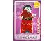Gear No: ctw017  Name: Create the World Trading Card #017 Kimono Girl