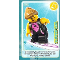 Gear No: ctw024  Name: Create the World Trading Card #024 Surfer Girl