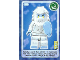 Gear No: ctw029  Name: Create the World Trading Card #029 Yeti