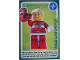 Gear No: ctw041  Name: Create the World Trading Card #041 Race Car Driver