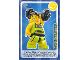 Gear No: ctw042  Name: Create the World Trading Card #042 Weightlifter