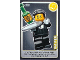 Gear No: ctw045  Name: Create the World Trading Card #045 Waiter