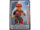 Gear No: ctw046  Name: Create the World Trading Card #046 Mountain Climber