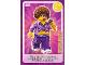 Gear No: ctw048  Name: Create the World Trading Card #048 Disco Diva