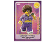 Gear No: ctw050FR  Name: Create the World Trading Card #050 La Diva Disco (French)