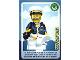 Gear No: ctw054  Name: Create the World Trading Card #054 Sea Captain