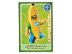 Gear No: ctw054FR  Name: Create the World Trading Card #054 Le Garçon Banane (French)
