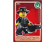 Gear No: ctw069  Name: Create the World Trading Card #069 Gangster