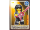 Gear No: ctw074  Name: Create the World Trading Card #074 Rock Star