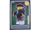 Gear No: ctw075  Name: Create the World Trading Card #075 Bagpiper