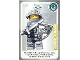 Gear No: ctw082  Name: Create the World Trading Card #082 Heroic Knight