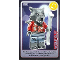 Gear No: ctw085  Name: Create the World Trading Card #085 Wolf Guy