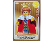 Gear No: ctw092  Name: Create the World Trading Card #092 Queen