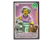 Gear No: ctw092FR  Name: Create the World Trading Card #092 La Grand-Mère (French)
