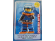 Gear No: ctw095  Name: Create the World Trading Card #095 Deep Sea Diver