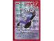 Gear No: ctw096  Name: Create the World Trading Card #096 Create: Snowmobile