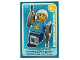 Gear No: ctw106FR  Name: Create the World Trading Card #106 L'Homme Maladroit (French)