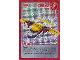 Gear No: ctw107  Name: Create the World Trading Card #107 Create: Plane