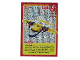 Gear No: ctw109FR  Name: Create the World Trading Card #109 Create: Avion (French)