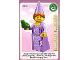 Gear No: ctw112  Name: Create the World Trading Card #112 Fairytale Princess