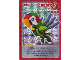 Gear No: ctw113  Name: Create the World Trading Card #113 Create: Parrot