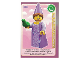 Gear No: ctw114FR  Name: Create the World Trading Card #114 La Princesse De Contes De Fées (French)