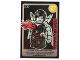 Gear No: ctw116FR  Name: Create the World Trading Card #116 Femme Araignée (French)