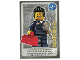 Gear No: ctw117FR  Name: Create the World Trading Card #117 Le Mécanicien (French)