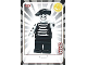Gear No: ctw120  Name: Create the World Trading Card #120 Mime