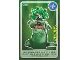 Gear No: ctw122  Name: Create the World Trading Card #122 Medusa
