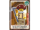 Gear No: ctw123  Name: Create the World Trading Card #123 Prospector