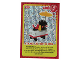 Gear No: ctw123FR  Name: Create the World Trading Card #123 Create: Stand De Hot-Dogs (French)