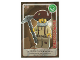 Gear No: ctw125FR  Name: Create the World Trading Card #125 Le Prospecteur (French)