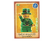 Gear No: ctw126FR  Name: Create the World Trading Card #126 Le Farfadet (French)