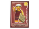 Gear No: ctw127FR  Name: Create the World Trading Card #127 L'Empereur Romain (French)