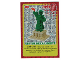Gear No: ctw128FR  Name: Create the World Trading Card #128 Create: Statue De La Liberté (French)