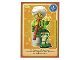 Gear No: ctw132FR  Name: Create the World Trading Card #132 Charmeur De Serpents (French)