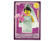 Gear No: ctw134FR  Name: Create the World Trading Card #134 La Mariée (French)