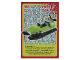Gear No: ctw137FR  Name: Create the World Trading Card #137 Create: Bateau À Moteur (French)