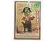 Gear No: ctw138FR  Name: Create the World Trading Card #138 Le Capitaine Pirate (French)