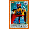 Gear No: ctwII006  Name: Create the World Incredible Inventions Trading Card #006 Super Wrestler