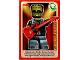 Gear No: ctwII011  Name: Create the World Incredible Inventions Trading Card #011 Monster Rocker