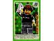 Gear No: ctwII012  Name: Create the World Incredible Inventions Trading Card #012 Video Game Guy