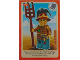 Gear No: ctwII014  Name: Create the World Incredible Inventions Trading Card #014 Scarecrow